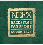 Vinile Nofx - Backstage Passport Soundtrack