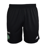 Pantaloncini Short Celtic Football Club 2015-2016 (Nero)