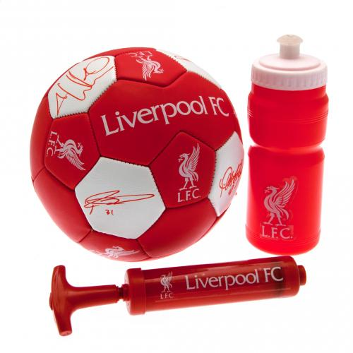 Set regalo Liverpool FC