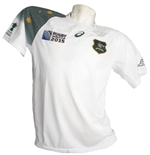 Australia Maglia Gara Replica Away World Cup