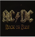 "Vinile Ac/Dc - Rock Or Bust (7"")"