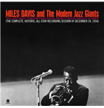 Vinile Miles Davis / The Modern Jazz Giants - The Complete, Historic, All-Star Recording Session Of December 24,1954
