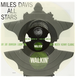 Vinile Miles Davis - Walkin' - Clear (Limited Edition)