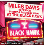 Vinile Miles Davis - Friday & Saturday Night At The Black Hawk (2 Lp)