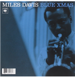 "Vinile Miles Davis - ""Blue Xmas"" B/w ""Devil May Care"" (7"")"