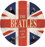 Vinile Beatles - Live At Last  Picture Disc