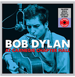 Vinile Bob Dylan- At Carnegie Chapter Hall (Gatefold Red Vinyl) (2 Lp)