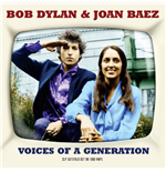Vinile Bob Dylan / Joan Baez - Voices Of A Generation (2 Lp)