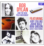 Vinile Bob Dylan / Folk Movement - Bob Dylan And The New Folk Movement (2 Lp)
