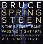 Vinile Bruce Springsteen - Passaic Night, New Jersey 1978 - Vol.3 (2 Lp)