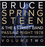 Vinile Bruce Springsteen - Passaic Night, New Jersey 1978 - Vol.2 (2 Lp)