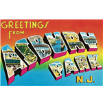 Vinile Bruce Springsteen - Greetings From Ashbury Park, N.J.