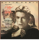 Vinile David Bowie - Peter & The Wolf
