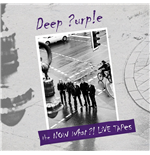 Vinile Deep Purple - The Now What Live Tapes (2 Lp)