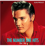 Vinile Elvis Presley - Number One Hits 1956-1962