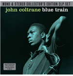 Vinile John Coltrane - Blue Train - Mono & Stereo Collector's Edition (2 Lp)