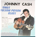 Vinile Johnny Cash - Sings Folsom Prison Blues