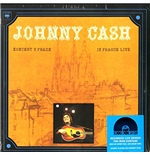 "Vinile Johnny Cash - Koncert V Praze (In Prague- Live) (Ep 12"")"