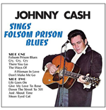 Vinile Johnny Cash - Johnny Cash Sings Folsom Prison Blues