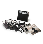 Vinile Johnny Cash - American Recordings I-vi (7 Lp)
