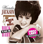 Vinile Wanda Jackson - Rock Your Baby