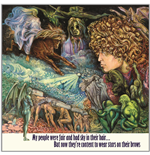 Vinile T-Rex - My People Were Fair And Add Sky In Their Hair (2 Lp)