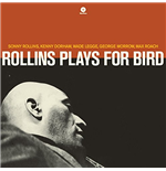 Vinile Sonny Rollins - Rollins Plays For Bird (1 Bonus Track)