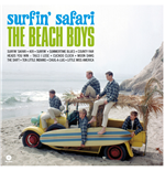 Vinile Beach Boys (The) - Surfin' Safari