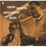 Vinile Getz Stan, Mulligan Gerry - Getz Meets Mulligan In Hi-fi