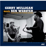 Vinile Gerry Mulligan / Ben Webster - Gerry Mulligan Meets Ben Webster