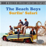 Vinile Beach Boys (The) - Surfin Safari  Mono/Stereo (2 Lp)