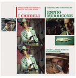 Vinile Ennio Morricone - I Crudeli (the Cruel Ones)