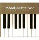 Vinile Roedelius - Plays Piano