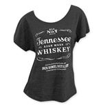 T-shirt Jack Daniel's Sourmash Whiskey da donna