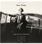 Vinile Tom Waits - Virginia Avenue: Live At The Ivanhoe Theatre, Chicago, Il - November 21, 1976