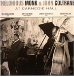 Vinile Thelonious Monk & John Coltrane - At Carnegie Hall November 29  1957