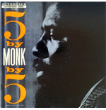 Vinile Thelonious Monk - 5 By 5 By Monk
