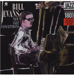 Vinile Bill Evans - New Jazz Conceptions