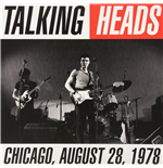 Vinile Talking Heads - Chicago August 28, 1978