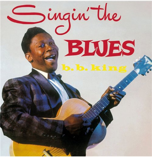 Vinile B.B. King - Singin' The Blues