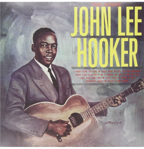Vinile John Lee Hooker - The Great J.L. Hooker