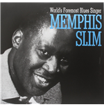 Vinile Memphis Slim - World Foremost Blues Singer