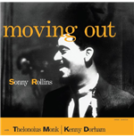Vinile Sonny Rollins With T. Monk & K. Dorham - Movin' Out