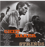 Vinile Chet Baker - With Strings - Clear (Limited edition)