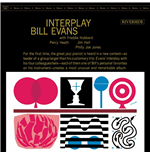 Vinile Bill Evans - Interplay