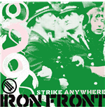 Vinile Strike Anywhere - Iron Front