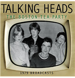 Vinile Talking Heads - The Boston Tea Party (2 Lp)