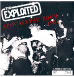 Vinile Exploited (The) - Apocalypse Tour 1981