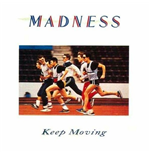 Vinile Madness - Keep Moving