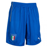 Pantaloncini Short Italia Calcio 2015-2016 Away (Blu)